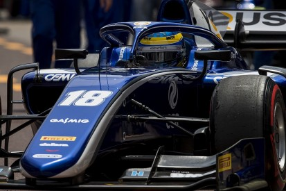 F2 Monaco: Sette Camara ruled out of feature race with hand injury