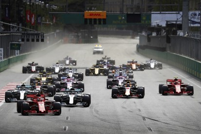 Azerbaijan GP organisers ask Liberty for reduced F1 deal from 2021