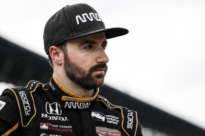 Hinchcliffe bumping 'sad' and 'great' for IndyCar - Newgarden