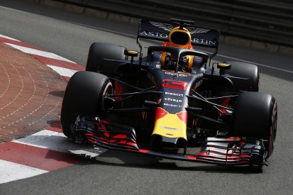 Monaco GP F1 practice: Ricciardo fastest as Verstappen crashes in FP3