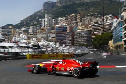 Ferrari commits to using new rear suspension in Monaco Grand Prix