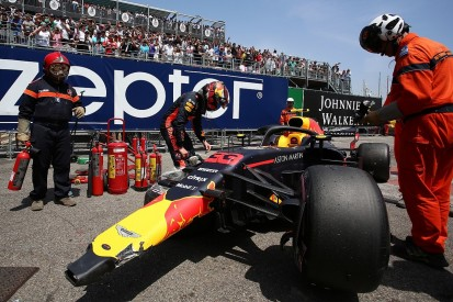 Verstappen to start last in Monaco after FP3 crash, gearbox changed