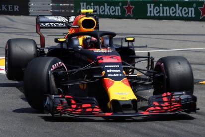 Horner: Verstappen needs to stop making errors after Monaco crash