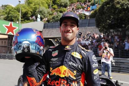 Red Bull's Monaco F1 advantage enough to not overdrive - Ricciardo