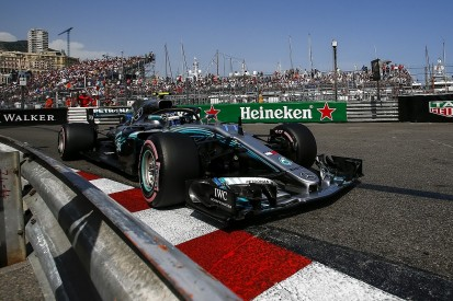 Mercedes F1 team worried as Monaco hypersoft-avoiding tactic fails