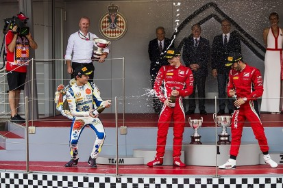 Lando Norris demoted by post-race Monaco Formula 2 penalty