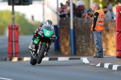 Isle of Man TT 2018: Harrison and Dunlop fastest in first sessions