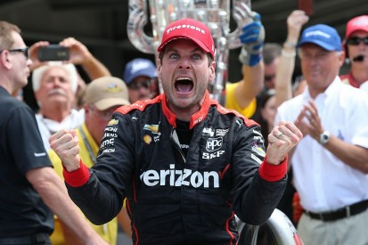 Will Power was screaming on final lap of 2018 Indy 500 win