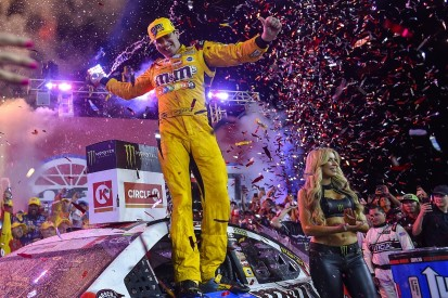 NASCAR Cup: Kyle Busch dominates to claim first Charlotte victory