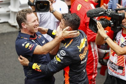 Red Bull was willing to let Ricciardo's engine fail in Monaco F1 race