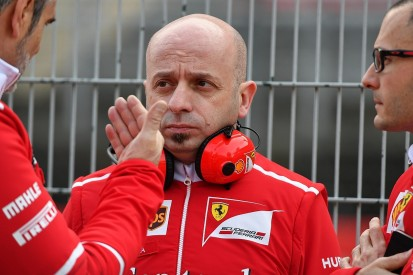 Ferrari's chief F1 designer Simone Resta leaves to join Sauber