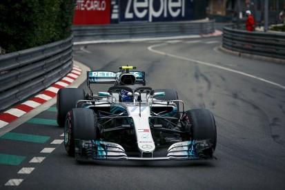Bottas: Toro Rosso better than us on hypersoft in Monaco Grand Prix