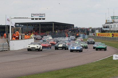 Historic races and demo runs to headline 50th Thruxton anniversary