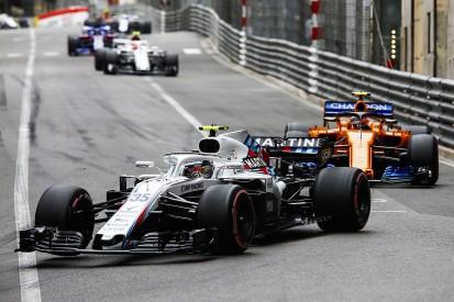 Sirotkin convinced Monaco proves Williams has cleared F1 2018 nadir