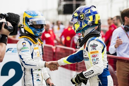 Norris: Sette Camara key to Carlin's strong start to 2018 F2 season