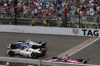 Indianapolis 500: Stefan Wilson knew late lead was 'screwed'