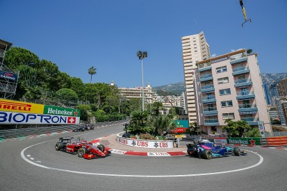 DAMS and Prema F2 teams at odds over Albon/de Vries Monaco clash