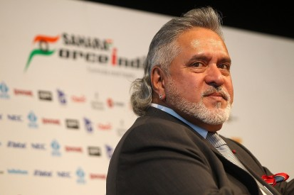 Vijay Mallya steps down as Force India director but remains team boss