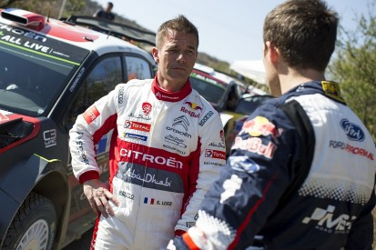 Loeb does not 'have the motivation' to replace Meeke at Citroen