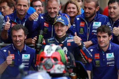 Maverick Vinales says Yamaha MotoGP team has its 'fire' back