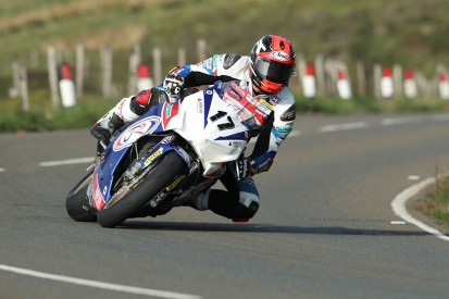 Isle of Man TT: Course car collision rider Mercer undergoes surgery