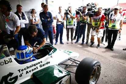 Keke Rosberg explains why he became an F1 'recluse'
