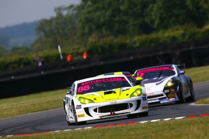 Promoted: Joshua Jackson's British GT challenge in 2018