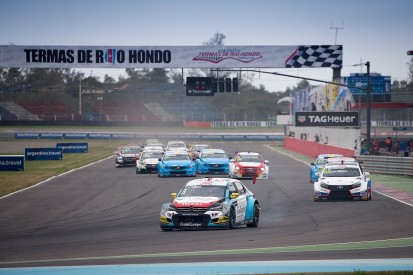 Slovakia to replace Argentina on 2018 WTCR calendar