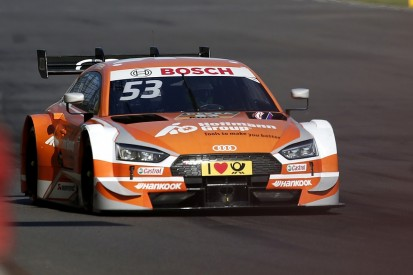 DTM Hungaroring: Jamie Green leads Audi top four lockout in practice