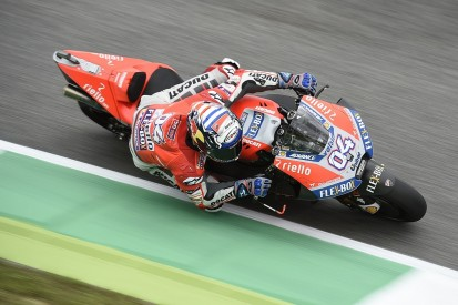 Andrea Dovizioso angry after wasted first day of MotoGP Mugello practice