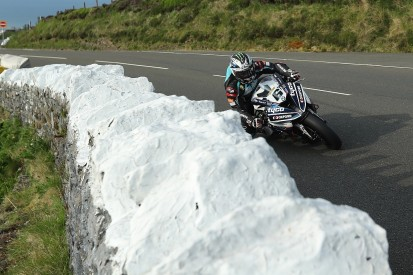 Isle of Man TT: Michael Dunlop tops final Superbike practice