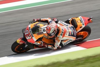 Moto GP Mugello: Marquez tops FP3, Vinales resigned to Q1