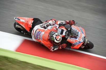 Ducati MotoGP rider Lorenzo says Le Mans race issues now resolved