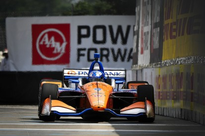 IndyCar Detroit: Dixon beats Andretti cars for first win of 2018