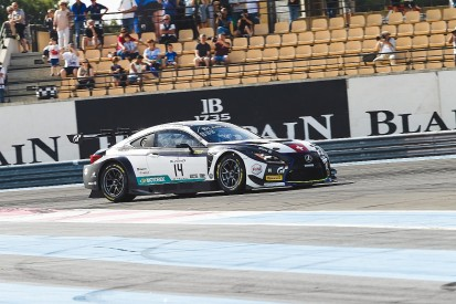 Blancpain GT Paul Ricard: Costa grabs Lexus's first win on last lap