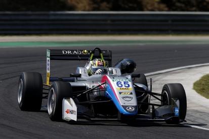 Euro F3 Hungaroring: Ahmed takes maiden win as Ticktum retires
