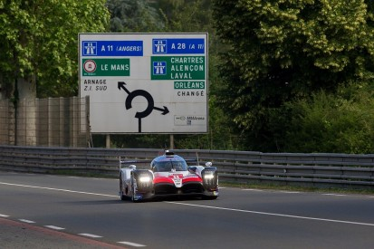 Le Mans Test Day: Fernando Alonso tops morning session for Toyota
