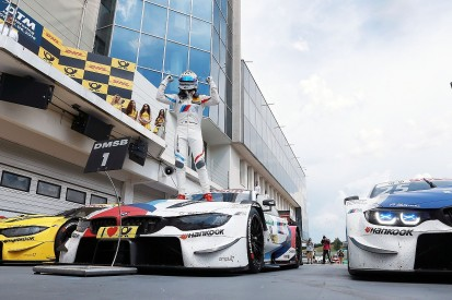DTM Hungaroring: Wittmann prevails in chaotic race two