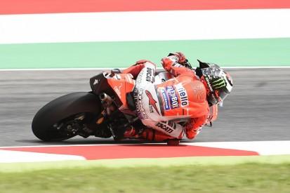 Jorge Lorenzo says Mugello MotoGP win won't change Ducati future