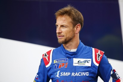 Jenson Button's first experience of Le Mans 'disconcerting'