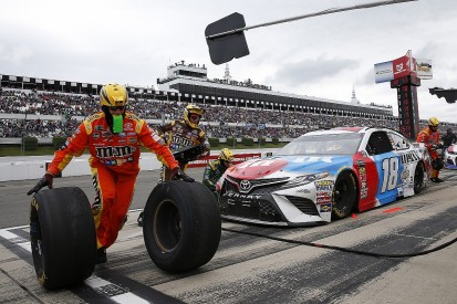 NASCAR Cup Pocono: Busch baffled by late pit strategy that cost win