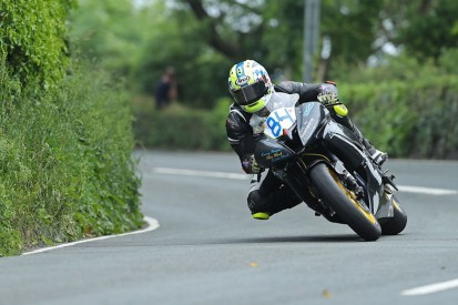 Isle of Man TT newcomer Adam Lyon dies in Supersport race incident