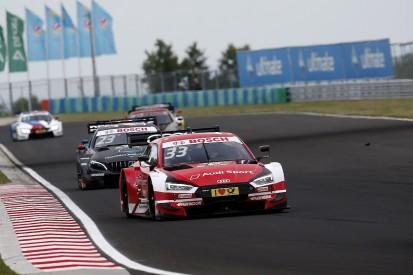 Audi 'afraid' DTM Hungaroring form was one-off - 2017 champion Rast