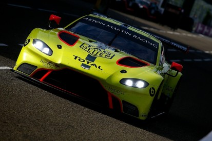 Aston Martin building new car for Le Mans after test day crash
