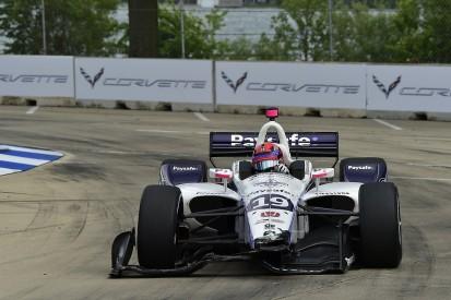 Pigot: Haas F1's Ferrucci disrespectful in IndyCar Detroit crash