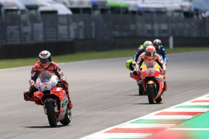 Triple MotoGP champion Lorenzo agrees two-year Honda MotoGP deal
