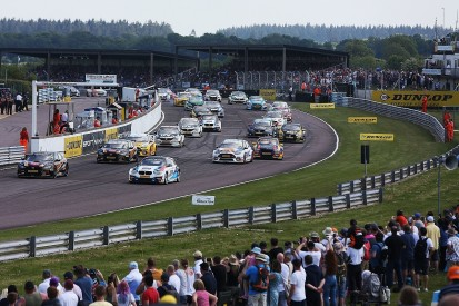 Gow wants 'bursting at the seams' BTCC grid-size capped at 26 cars