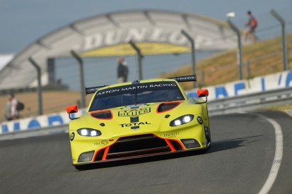 Aston Martin expects favourable BoP change for Le Mans 24 Hours