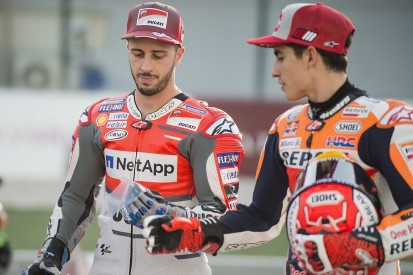 Dovizioso: Marquez's Mugello crash 'like gold' for MotoGP title bid