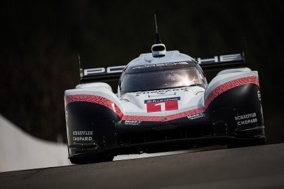 Porsche's 919 Hybrid Evo LMP1 car aims for Nordschleife record lap